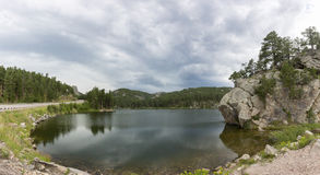 Lac in South Dakota, USA Royalty Free Stock Photos