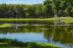 Lac Spector Images libres de droits