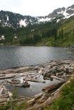 Lac Stevens Photos libres de droits
