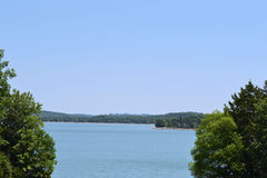 Lac summer Photos libres de droits