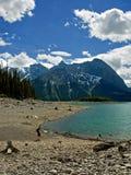 Lac supérieur 2 Kananaskis Photos stock