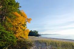 Lac supérieur Images libres de droits