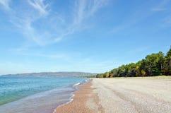 Lac supérieur Photos libres de droits