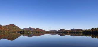 Lac-Superieur, Mont-tremblant, Quebec, Canada Stock Image