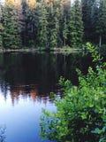 Lac Sylvia Photos libres de droits