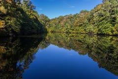 Lac tôt de chute Photo libre de droits