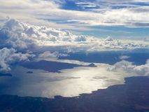 lac taal Photo stock