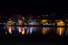 Lac Taboao dans Braganca Paulista photos libres de droits