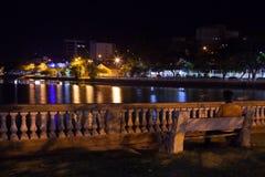 Lac Taboao dans Braganca Paulista images stock