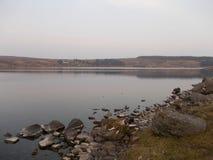 Lac Talt de lac Photos stock