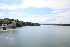 Lac Tama image libre de droits