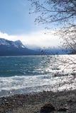 Lac Tatlayoko Photo libre de droits