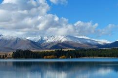 Lac Tekapo Images stock