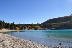 Lac Tekapo Photographie stock