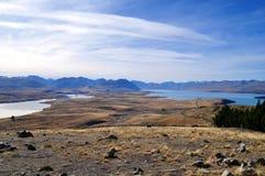 Lac Tekapo Image libre de droits