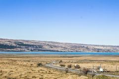 Lac Tekapo Nouvelle Zélande Images libres de droits