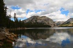 Lac Tenaya photographie stock libre de droits