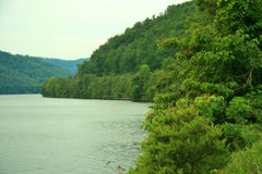Lac tennessee Photos libres de droits