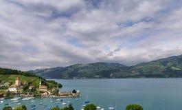 Lac Thun Image stock