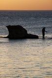 Lac Tiberias Photographie stock libre de droits