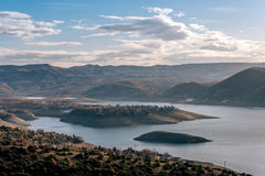 Lac Tikves Images stock