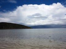 Lac Titicaca, Bolivie Photos stock