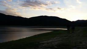 Lac Topolnica, Bulgarie Image libre de droits