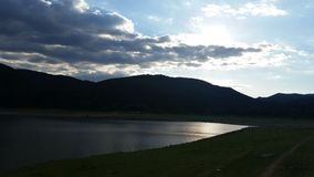 Lac Topolnica, Poibrene Photographie stock libre de droits
