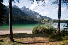 Lac Tovel, Photographie stock libre de droits