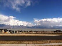lac Utah Photographie stock libre de droits