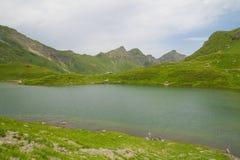 Lac Vert, Вале, Швейцария Стоковое Изображение RF