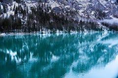 Lac vert photos stock