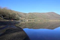 Lac Vico Image libre de droits
