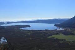 Lac Vico Photographie stock libre de droits