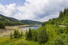 Lac Vidra Photos libres de droits