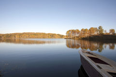 Lac Vlasina Serbie Images stock
