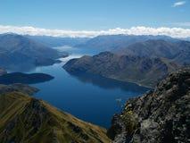 Lac Wanaka Photos stock