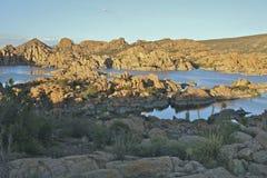 Lac watson Photographie stock libre de droits