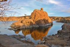 Lac watson Photo libre de droits