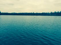 Lac Westport Charger-sur-trent photos stock