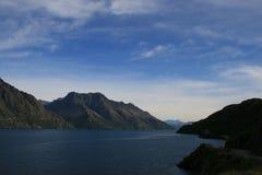 Lac Whakatipu Photos stock