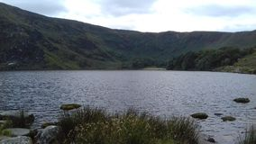 Lac wicklow Images stock