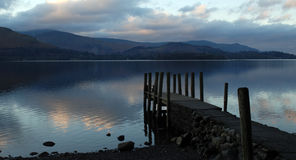 Lac Windermere Images stock