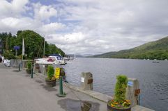 Lac Windermere Photo stock