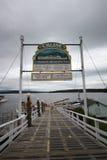 Lac Winnipesaukee Photos stock