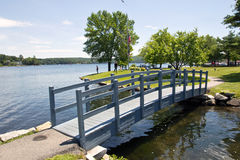 Lac Winnipesaukee, Meredith photo libre de droits