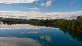 Lac Wonderfull photographie stock libre de droits