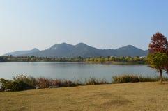 Lac XiangHu image libre de droits