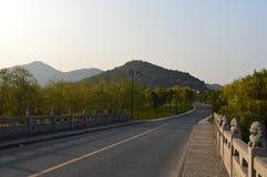 Lac XiangHu photo libre de droits