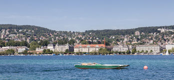lac Zurich Images stock